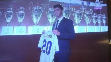 «Реал» окончательно решил оставить Асенсио