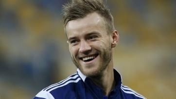 Ярмоленко  отсутствовал на матче со «Сталью» из-за травмы