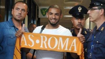 Бруно Перес прибыл в Рим