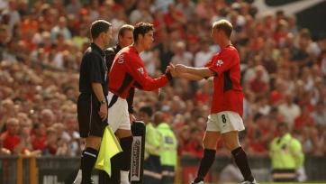 Ровно 13 лет назад Роналду дебютировал за «МЮ» (видео)