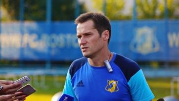 Кириченко: «Нам не хватает игроков, нужна определённая ротация»