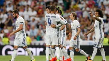 «Реал» обыграл «Реймс», пропустив три мяча от французской команды