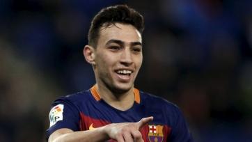 «Шальке» заинтересован в услугах нападающего «Барселоны»