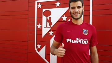 Андре Морейра вернулся в «Атлетико» спустя месяц после того, как «матрасники» сдали его в аренду