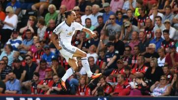 Моуринью: «Ибрагимович может провести в «Манчестер Юнайтед» два года»