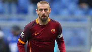 «Рома» предложила Де Росси новый контракт