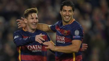 Луис Суарес: «В «Барселоне» лучший – Месси»