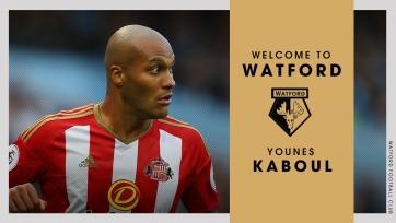 Официально: Кабул стал игроком «Уотфорда»