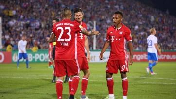 «Бавария» уверенно переиграла «Карл-Цейсс»