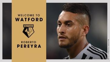 Официально: Роберто Перейра стал игроком «Уотфорда»