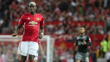 Погба: «Манчестер Юнайтед» – это топ-клуб»