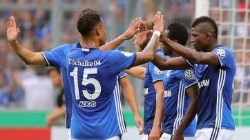 Гладбахская «Боруссия», «Кёльн» и «Шальке» пробились в следующий раунд Кубка Германии