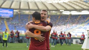 «Рома» разгромила «Удинезе» в первом туре Серии А
