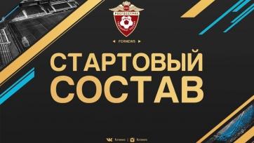 «Ростов» - «Томь», стартовые составы