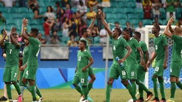 Сборная Нигерии выиграла олимпийскую бронзу в Рио