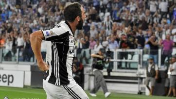 «Ювентус» начал с победы очередной сезон в Серии А