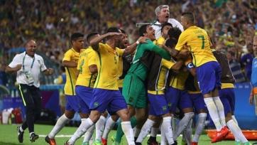 Бразильская сборная выиграла олимпийское золото