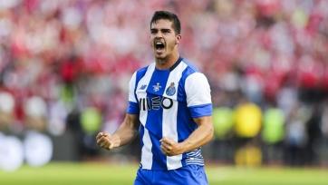 Андре Силва останется в «Порту» до 2021-го года