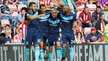 Дубль Стуани приносит «Мидлсбро» победу над «Сандерлендом»