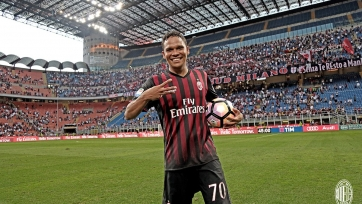 Карлос Бакка: «Я хочу вернуть «Милан» в еврокубки»