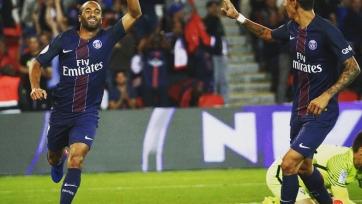 ПСЖ одержал первую крупную победу в сезоне