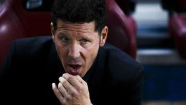 Диего Симеоне разочарован ничьей в матче с «Алавесом»