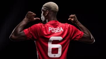 Виейра: «Чтобы хорошо проявить себя в «Манчестер Юнайтед», Погба должен быть самим собой»