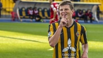 Аршавин намерен догнать Карпина по количеству забитых за карьеру голов