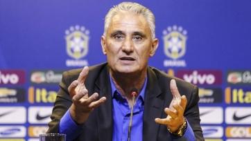 Тите определился с заявкой сборной Бразилии на матчи с Эквадором и Колумбией