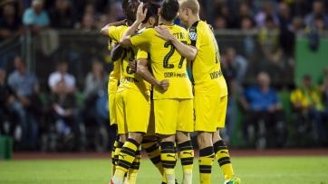 «Боруссия» разгромила «Трир» и вышла в следующий раунд Кубка Германии