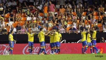 «Валенсия» начала сезон с поражения
