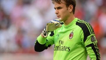 «Торино» хочет арендовать вратаря «Милана»