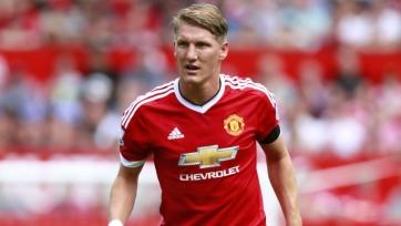 Швайнштайгер останется в «Манчестер Юнайтед»