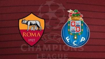 «Рома» - «Порту». Стартовые составы команд