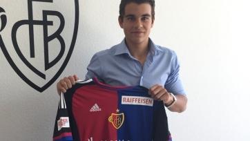 Младший брат Романа Ерёменко перешёл в «Базель»