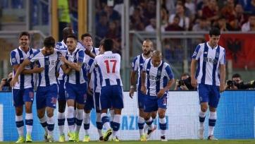 «Рома» не смогла пробиться в групповой этап ЛЧ, крупно уступив «Порту»
