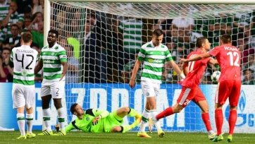 «Селтик», «Монако», «Легия» и «Лудогорец» добыли путёвки в групповой этап Лиги чемпионов