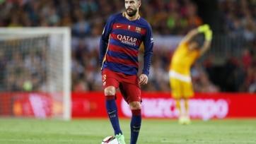 Пике: «Барселона» доказала, что является лучшим клубом Испании»