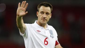 Терри не собирается принимать предложение Эллардайса вернуться в сборную Англии