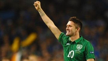 Робби Кин больше не сыграет за сборную Ирландии