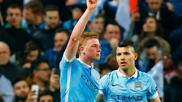 «Манчестер Сити» - «Стяуа», стартовый состав «горожан»
