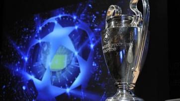 Результаты жеребьёвки группового турнира Лиги чемпионов