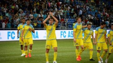 «Астана» разобралась с БАТЭ и снова будет выступать в ЛЕ