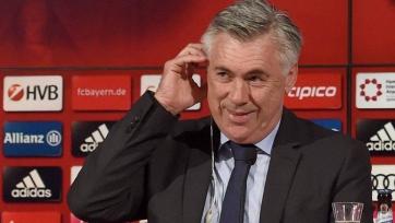 Анчелотти: «Мюллер – не фланговый футболист»