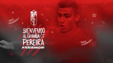 Официально: Андреас Перейра проведёт нынешний сезон в «Гранаде»