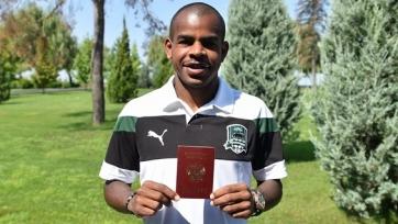 Хавбек «Краснодара» Жоаозиньо получил российский паспорт