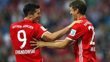 «Бавария» разгромила «Вердер» в первом матче нового сезона Бундеслиги