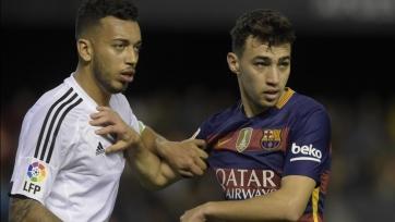 «Валенсия» сделала предложение «Барсе» по Муниру