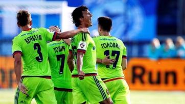 ЦСКА выиграл у «Томи» и вырвался на первое место в таблице РФПЛ