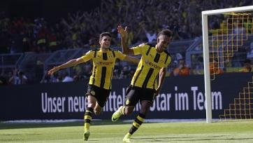«Боруссия» Дортмунд и «Вольфсбург» стартовали в Бундеслиге с побед, «Шальке» разочаровал своих фанатов